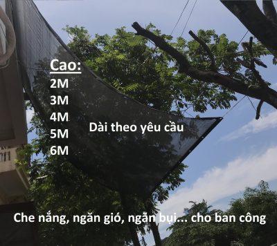 Luoi Che Nang Chan Gio Chan Bui Cho Ban Cong