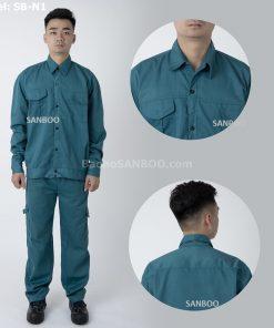 Quần áo Bảo Hộ Sb N1